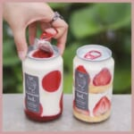 今話題の「ショートケーキ缶」「ふわ缶」を紹介♡ 購入方法、値段、フレーバー、自販機がある場所など徹底紹介!
