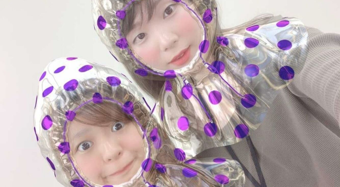 【SNOW】韓国で大人気!SNOWのレインコートフィルターを紹介♡