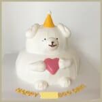 ハーフケーキの次はコレ!韓国の新感覚ケーキ「ドンムルケーキ(動物ケーキ)」が話題♡