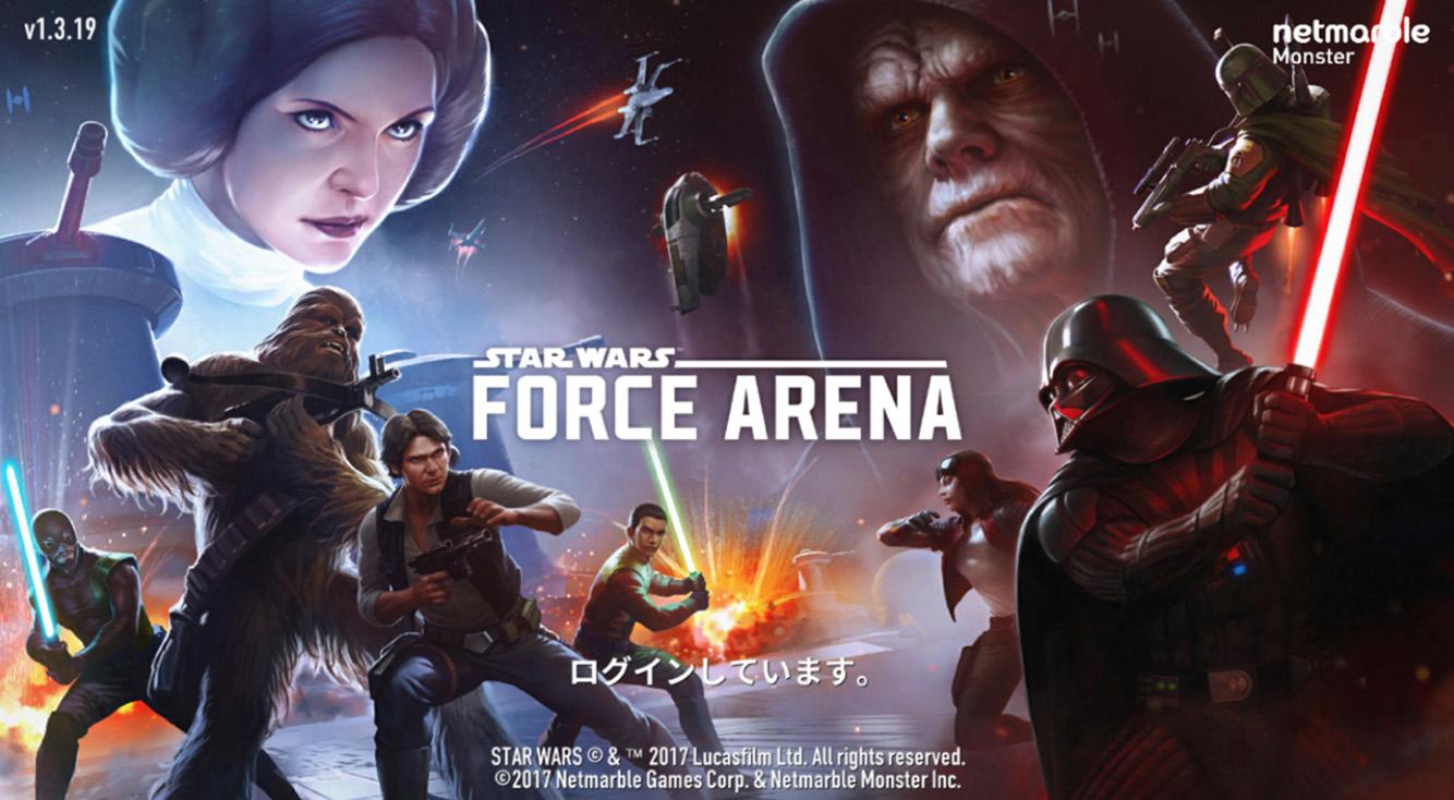 ジェダイにフォースにXウィング!SWの戦争を体感できる!:PR