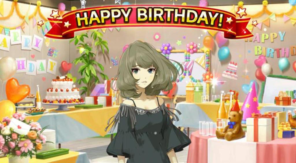 【祝】楓さんハピバ!! 新規実装の誕生日機能も使って宴じゃー!!【デレステ】