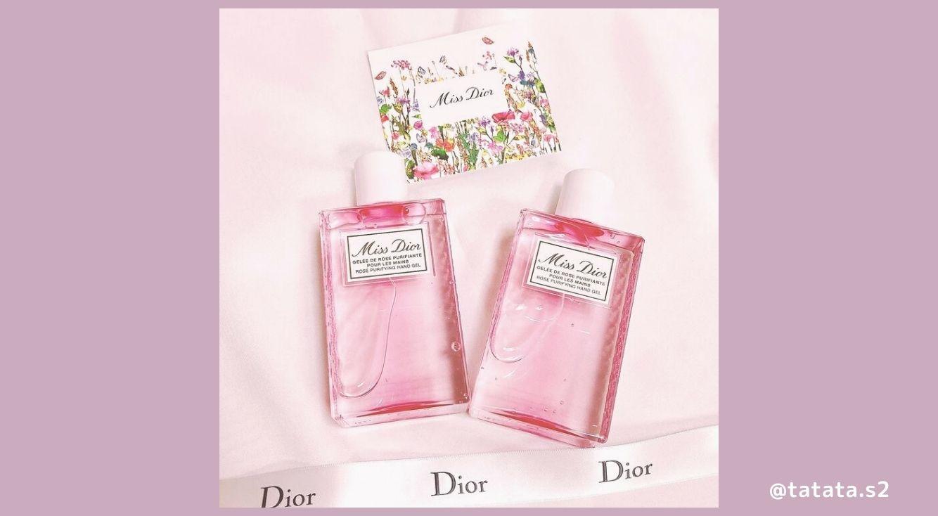 いい香りがして消毒もできるハンドジェル3選♡まるで香水をつけたかのような手肌に♡