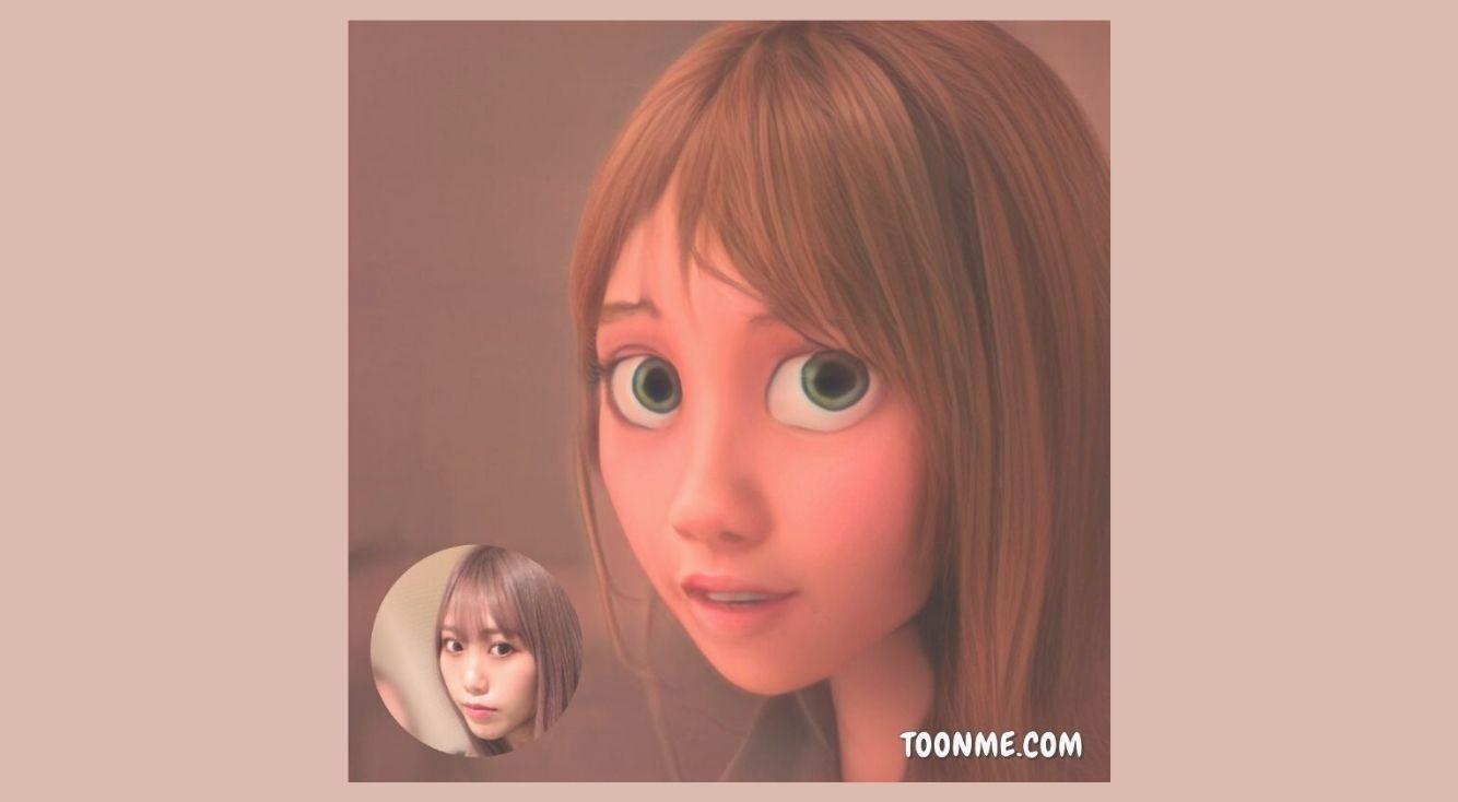 SNSで流行中!ディズニーキャラクターのような加工ができる『ToonMe』を実際にやってみたよ♡