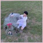 TikTokで話題沸騰中の『推し傘』!全部100均の材料を使った作り方を紹介♡
