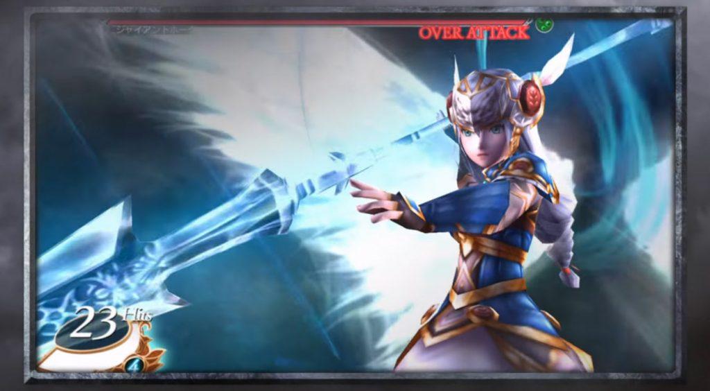 【ヴァルキリーアナトミア】攻撃してる!が体感できるRPG :PR