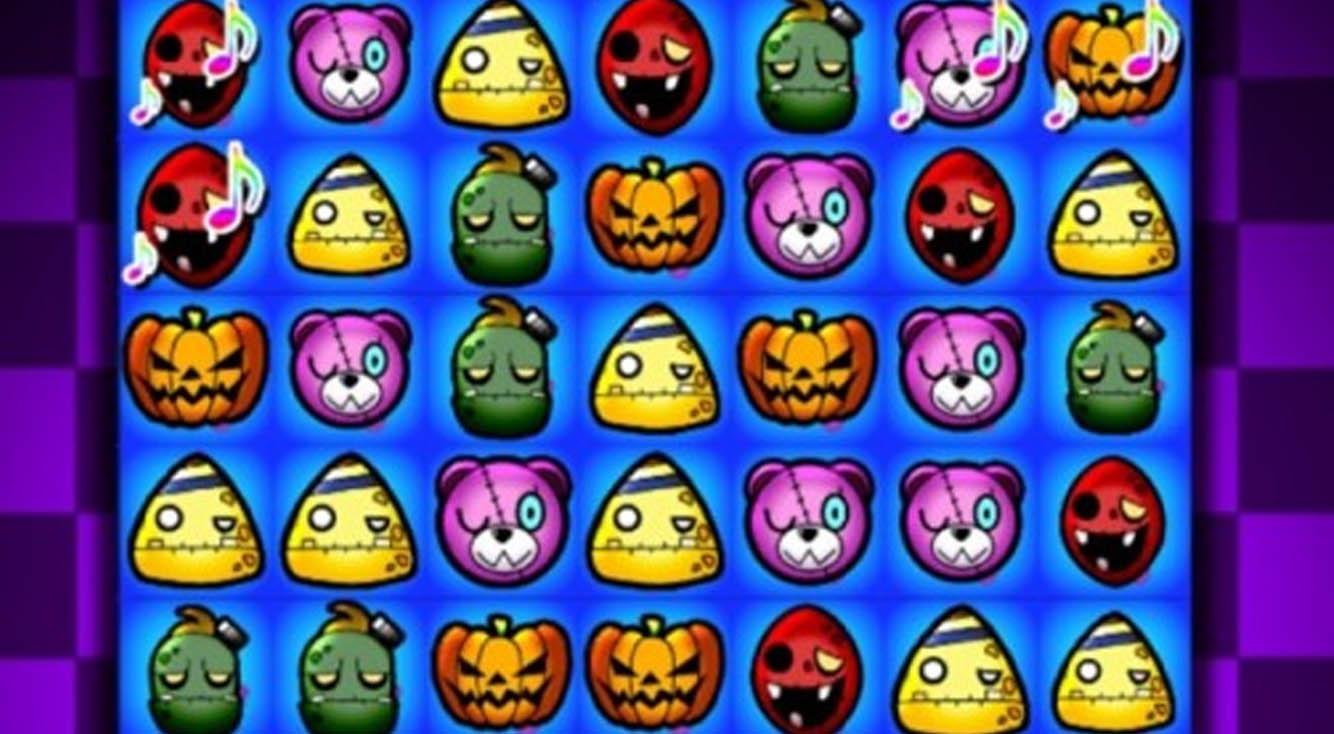 人間をゾンビに感染!爽快パズルゲーム【えっうちの庭にゾンビが!?】 :PR